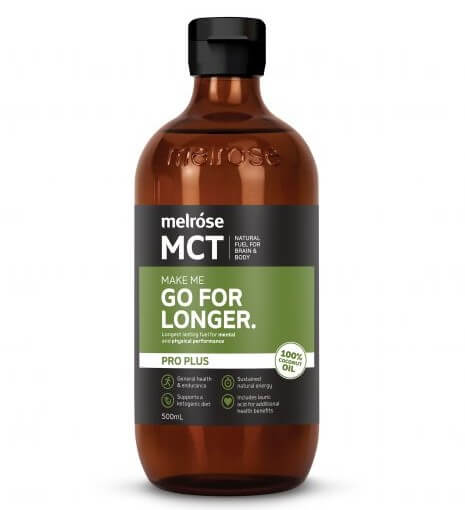 Melrose MCT Oil - Pro Plus - 500ml