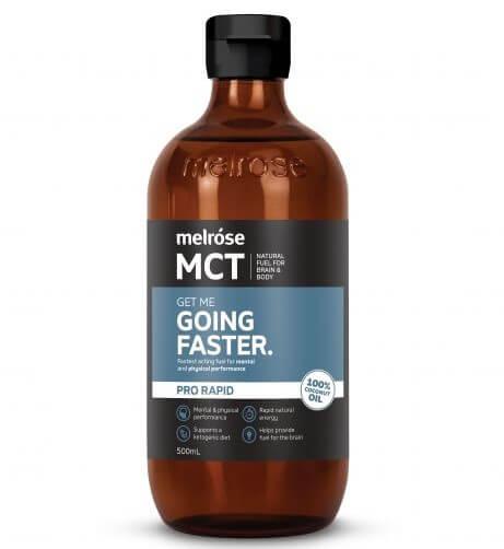 Melrose MCT Oil - Pro Rapid 500 ml