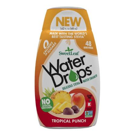 SweetLeaf Water Drops Tropical Punch