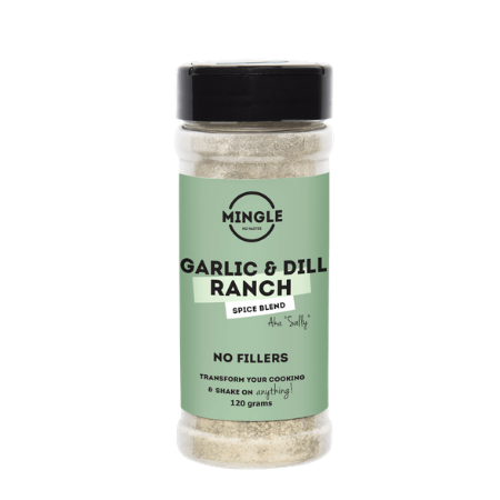 Mingle Garlic and Dill Ranch Seasoning - Sally