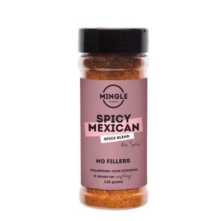 Mingle Spicy Mexican Seasoning - Sofia