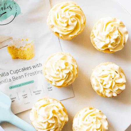 180 Cakes Vanilla Cupcakes