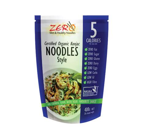 Zero Slim & Healthy Noodles