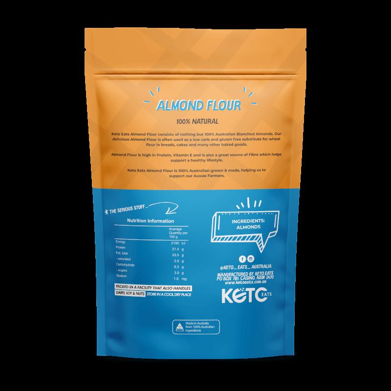 Keto Eats Almond Flour