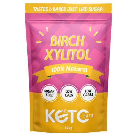 Keto Eats Birch Xylitol