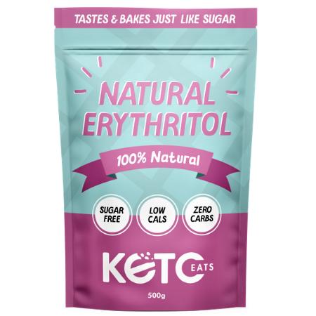 Keto Eats Natural Erythritol