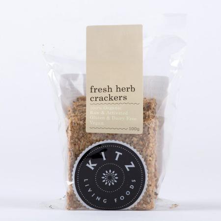 KITZ Fresh Herb Crackers