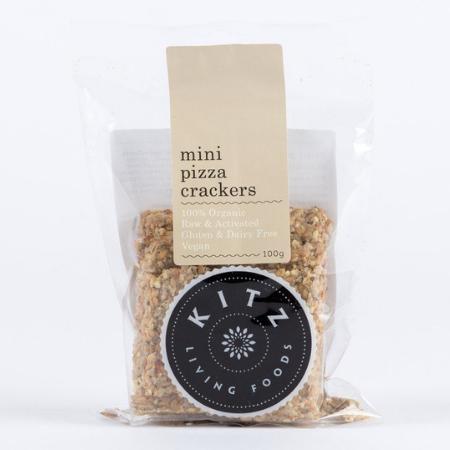 KITZ Mini Pizza Crackers