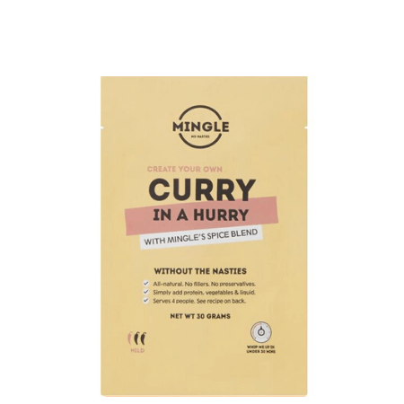 Mingle Curry In A Hurry