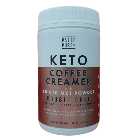 Paleo Pure Coffee Creamer Double Choc
