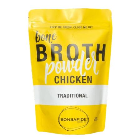 Boneafide Bone Broth Powder Chicken Original 100g