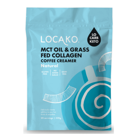Locako Coffe Creamer Natural 320g