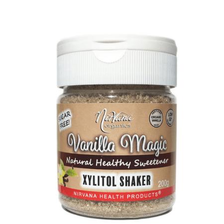 Nirvana Vanilla MagicXylitol Shaker 200g