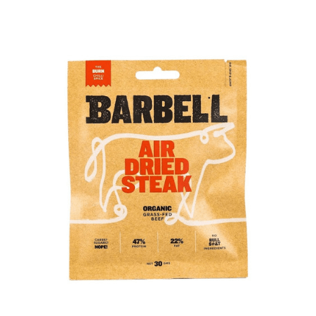 BARBELL AIR DRIED STREAK THE BURN 30G