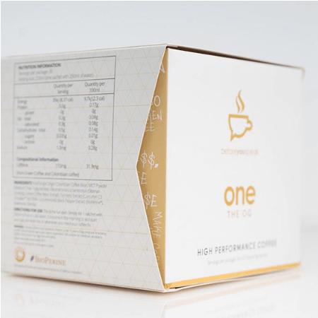 Before You Speak - Performance Coffee - Original