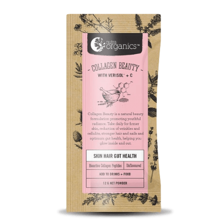Nutra Organics Collagen Beauty Sachet 12g