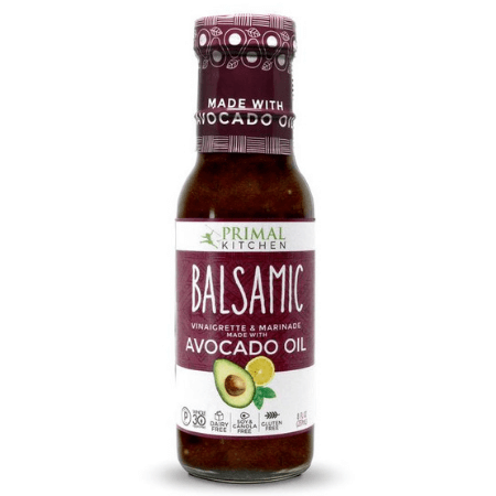 Primal Kitchen Balsamic Vinaigrette & Marinade