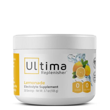 Ultima Replenisher Lemonade Tub