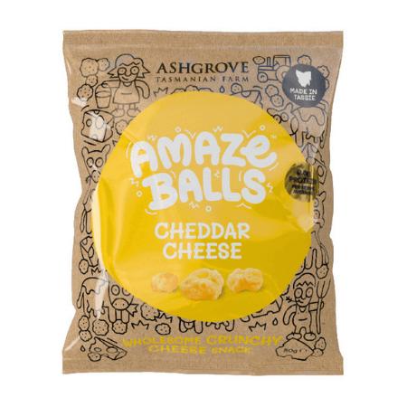 Amazeballs Tasty Cheddar