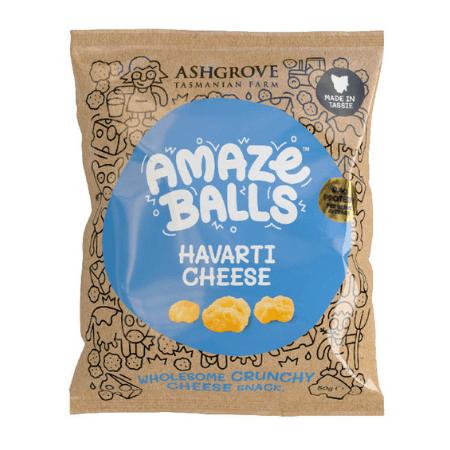 Amazeballs Havarti Cheese