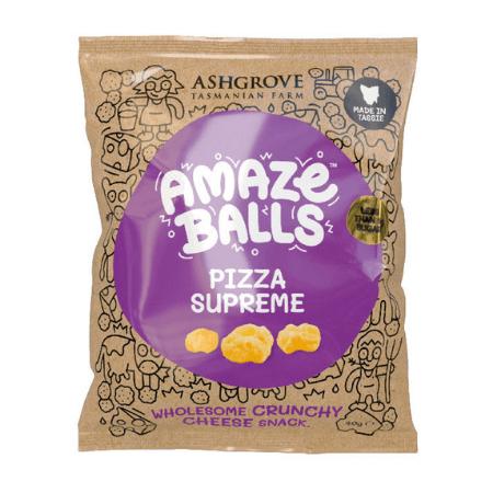 Amazeballs Pizza Supreme
