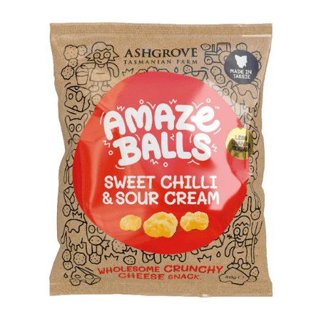 Amazeballs Sweet Chilli & Sour Cream