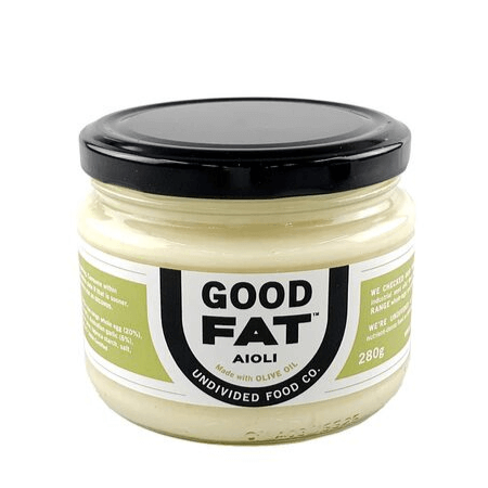 Good Fat Aioli - Undivided Food Co.