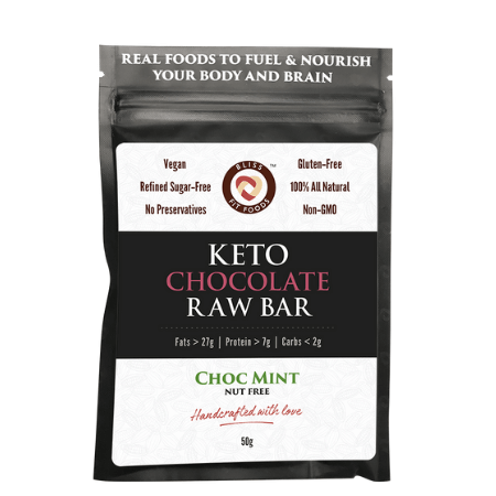 Keto Raw Bar - Choc Mint