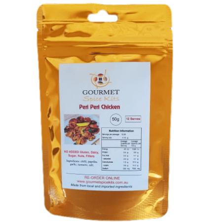 Spice Kits Peri Peri Chicken