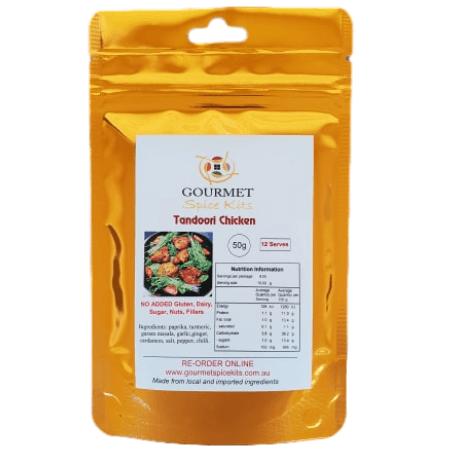 Spice Kits Tandoori Chicken