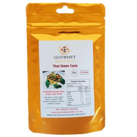 Spice Kits Thai Green Curry