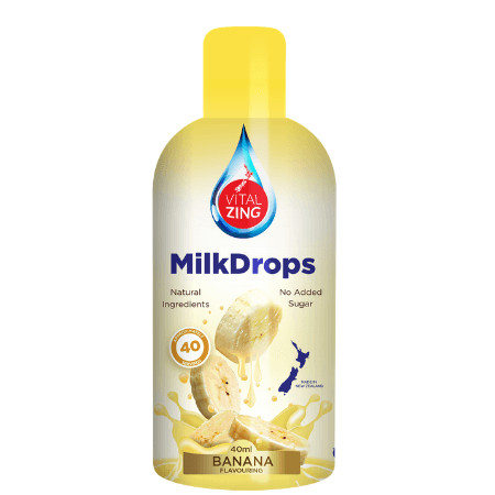 Vitalzing Milk Drops Banana