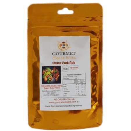 Gourmet Spice Kits Classic Pork Rub