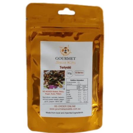 Gourmet Spice Kits Teriyaki
