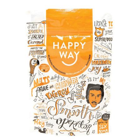 Happy Way Salted Caramel
