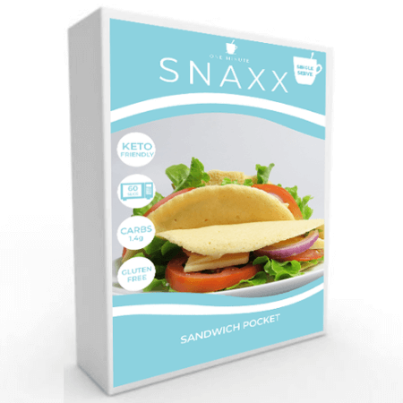Snaxx Sandwich Pocket