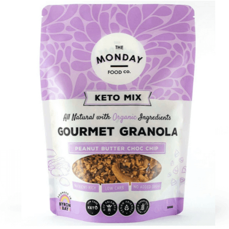 Monday Food Co Granola
