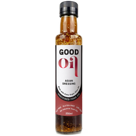 Good Oil Asian Dressing