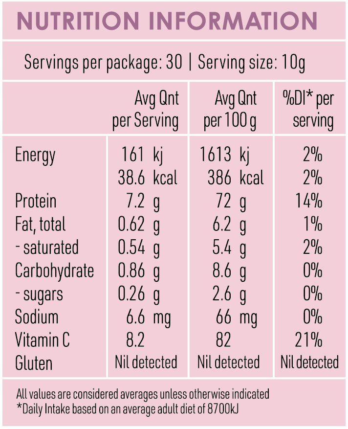 Locako Beauty Collagen Nutritional