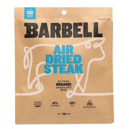 Barbell Benchmark