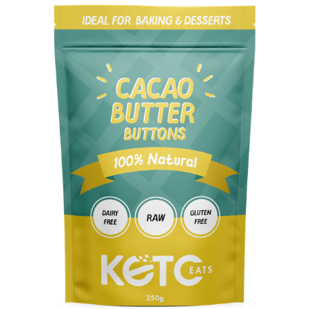 Keto Eats Cacao Butter Buttons