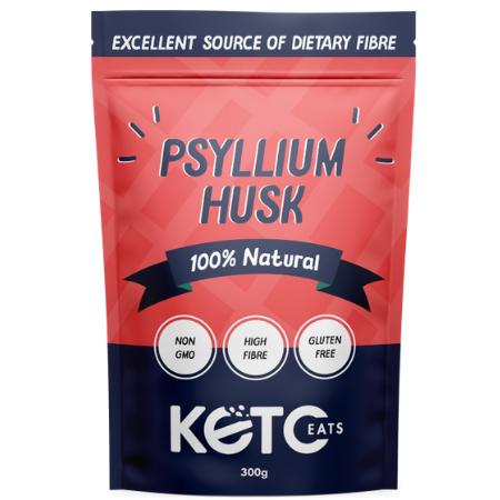 Keto Eats Psyllium Husk Powder