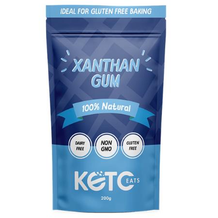 Keto Eats Xanthan Gum