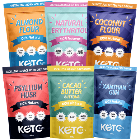 Ket Eats Essentials Pack