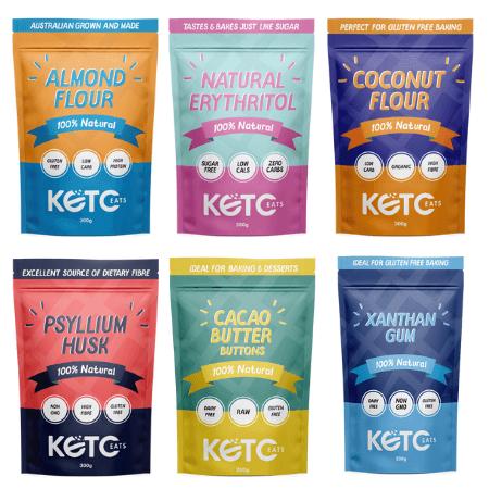 Keto Eats Essential Pack