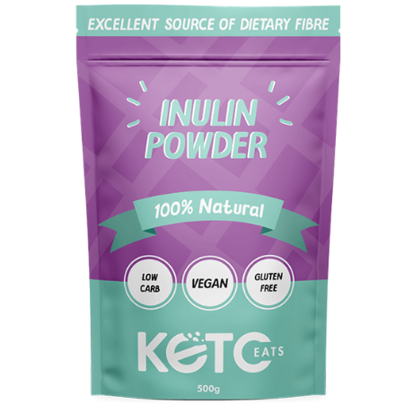 Keto Eats Inulin Powder