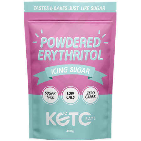 Keto Eats Powdered Erythritol