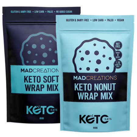 Mad Creations Keto Wrap Pack