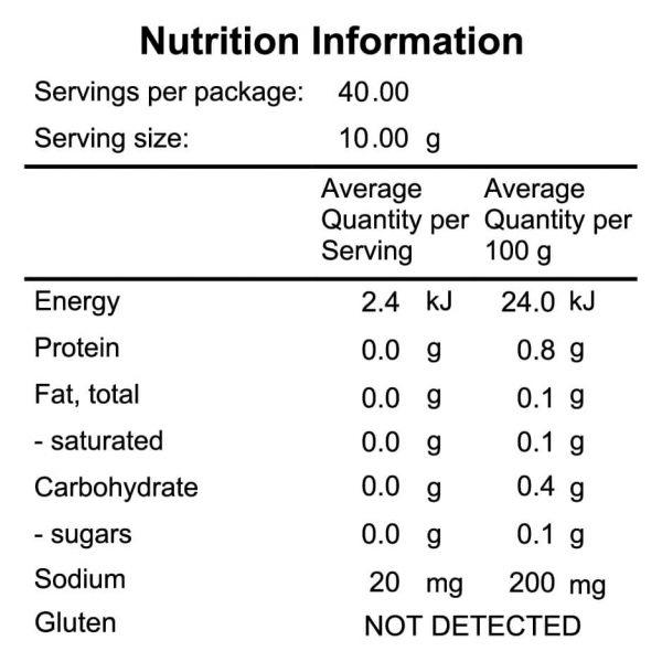 Keto Eats Organic Oat Fibre