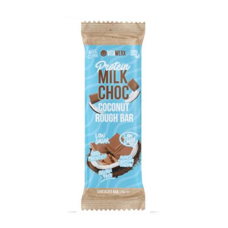 Vitawerx Milk Choc Coconut Rough 35g